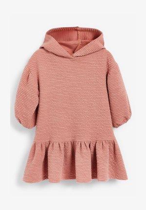 TEXTURED (3MTHS-7YRS) - Jersey dress - pink