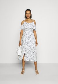 Trendyol - Day dress - ecru - 1