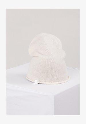 Mütze - weiss