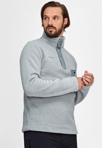 Mammut - INNOMINATA - Fleece jumper - highway melange-granit - 0