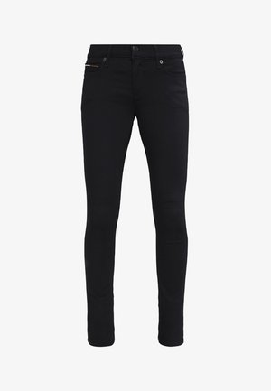 MID RISE NORA - Jeansy Skinny Fit - dana black