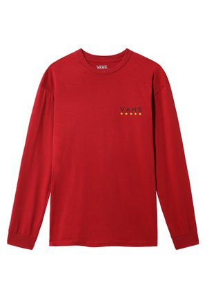 VICTORY - T-shirt z nadrukiem - cardinal