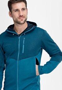 Mammut - Sports jacket - sapphire-sapphire melange - 2