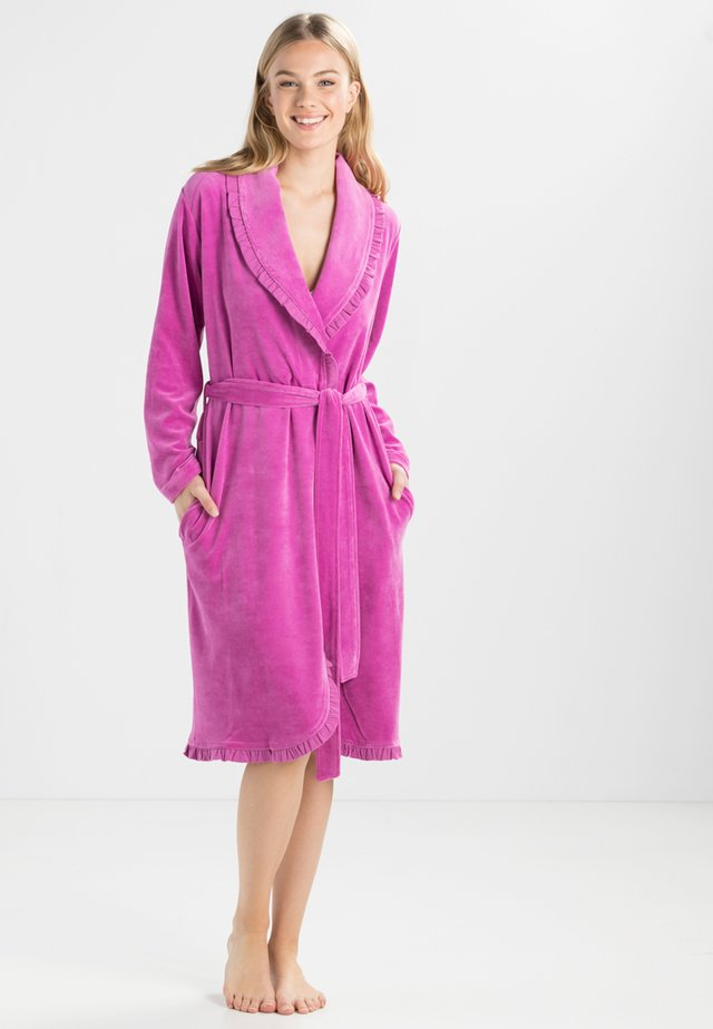 ARIEL - Dressing gown - pink