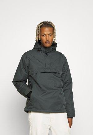 FRENZY ANORAK JACKET - Light jacket - dark grey