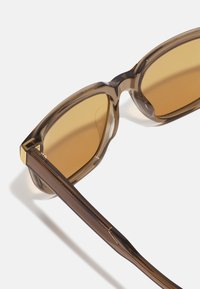 Dunhill - UNISEX - Sunglasses - brown/yellow - 4