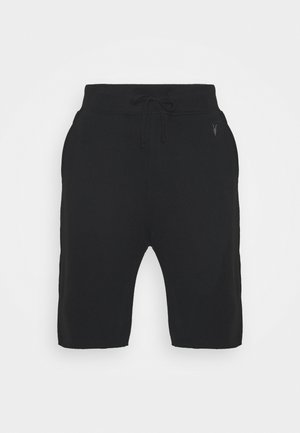 RAVEN  - Tracksuit bottoms - black