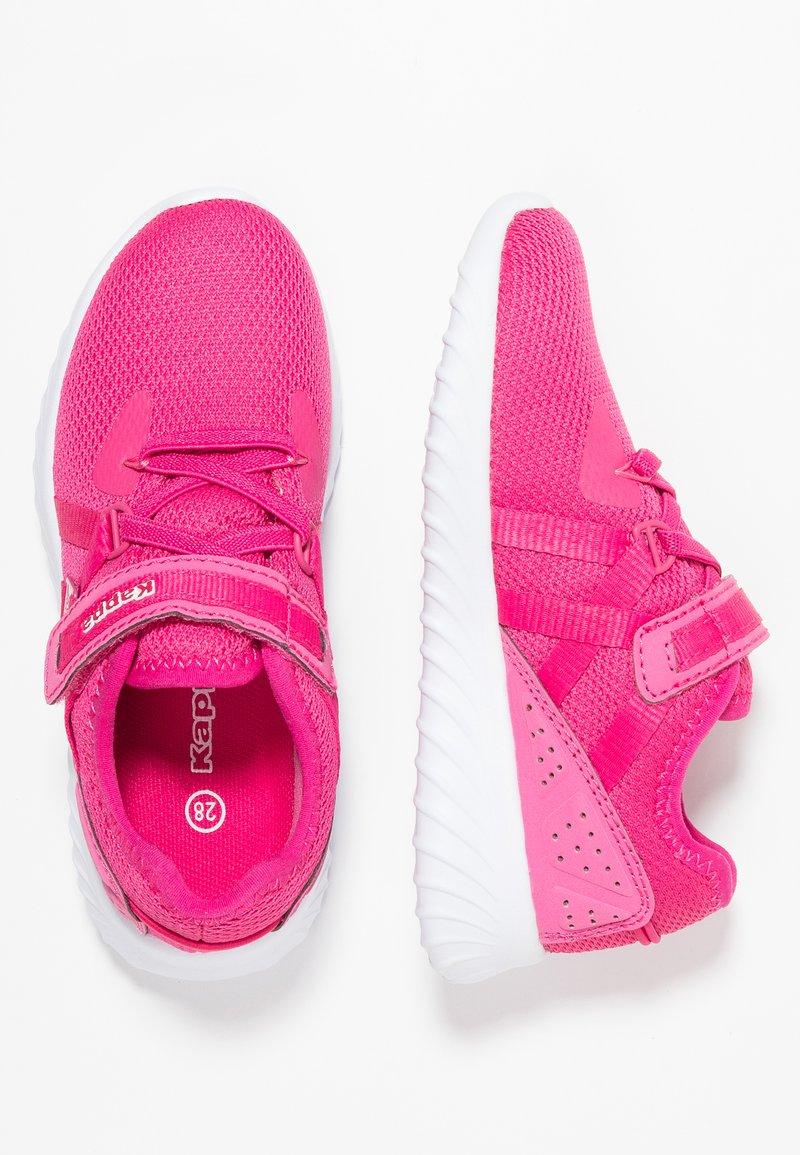 Kappa - SOMMAR  - Sports shoes - pink/white