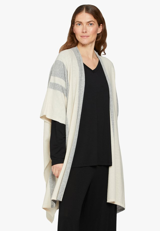 LAURA - Vest - light grey melange