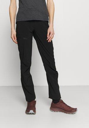 TITAN PASS™ PANT - Pantaloni - black