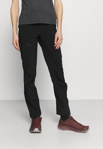 TITAN PASS™ PANT - Bukse - black