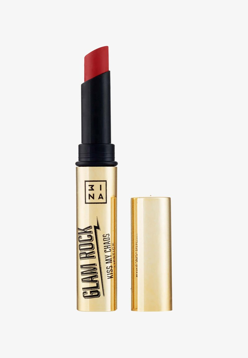 3ina - 3INA MAKEUP KISS MY CHAOS LIPSTICK 1,5 G - Lipstick - 002 burgundy