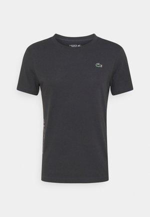 Print T-shirt - graphite