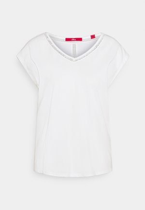 T-Shirt basic - cream
