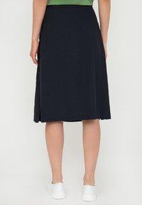 Finn Flare - A-line skirt - cosmic blue - 4