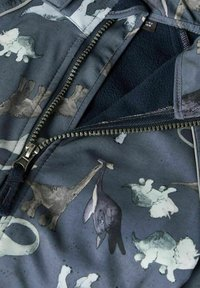 Name it - ALFA - Soft shell jacket - ombre blue - 4