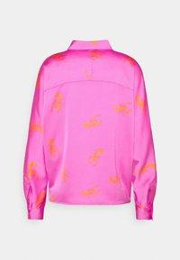 Cras - BIJOU - Button-down blouse - pink - 8