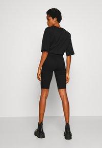 Noisy May - NMBE CALLIE  - Shorts - black - 2