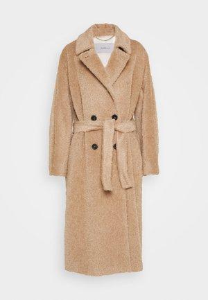 AGAR - Zimní kabát - cammello