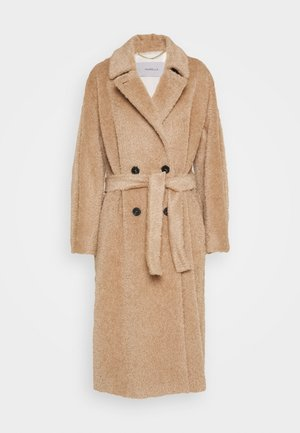 AGAR - Classic coat - cammello