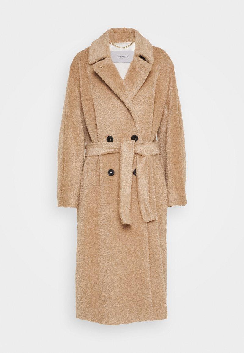 Marella - AGAR - Klasický kabát - cammello