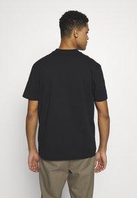 AllSaints - MUSICA - Basic T-shirt - black - 2