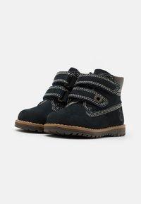 Primigi - WARM LINING UNISEX - Classic ankle boots - blue scuro - 1