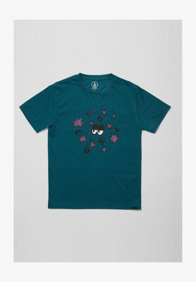 STELLARY - T-shirt print - spruce_green