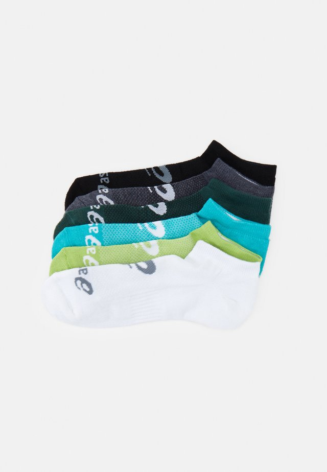 INVISIBLE SOCK 6 PACK - Sportssokker - multicoloured