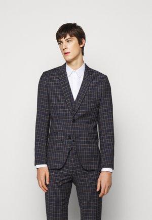 ARTI HETS SET - Suit - medium blue