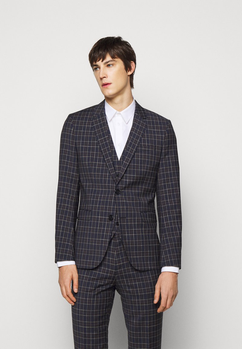 HUGO - ARTI HETS SET - Suit - medium blue