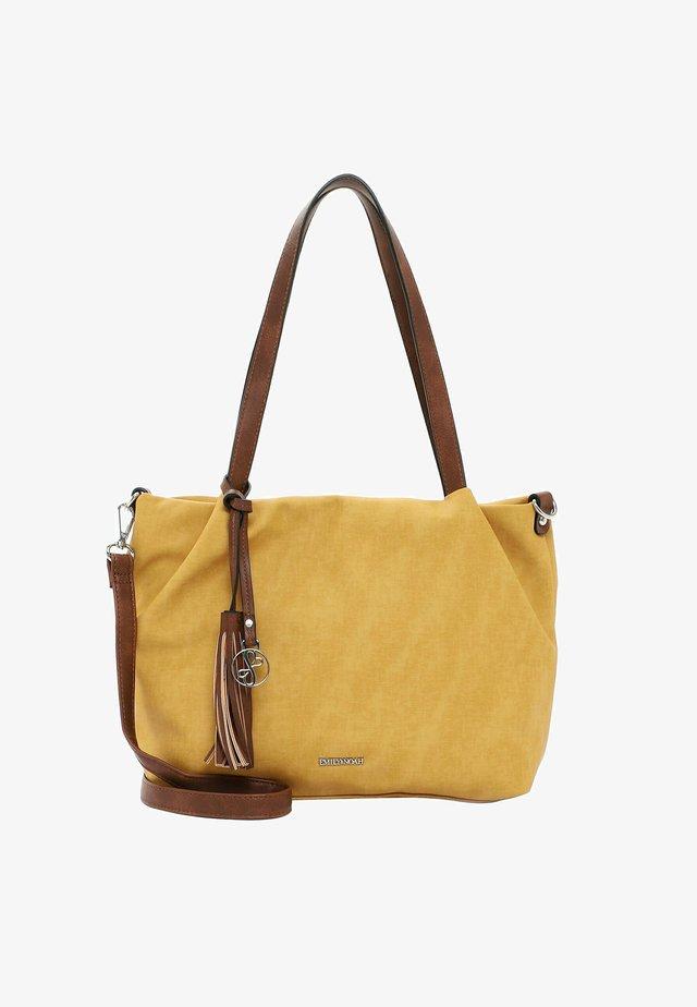 ELKE - Käsilaukku - yellow