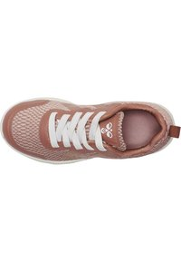 Hummel - ACTUS ML JR - Sports shoes - cedar wood - 1
