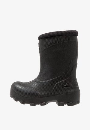 FROST FIGHTER - Wellies - black/grey