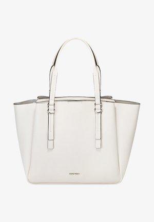 MAISIE - Shopping bag - chalk