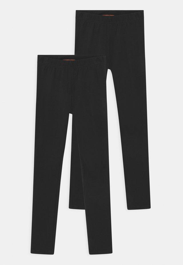 PACK 2 - Legging - black