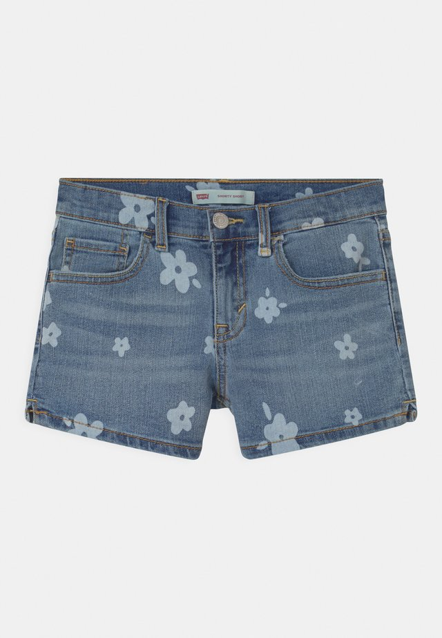 SHORTY - Shorts di jeans - blue denim