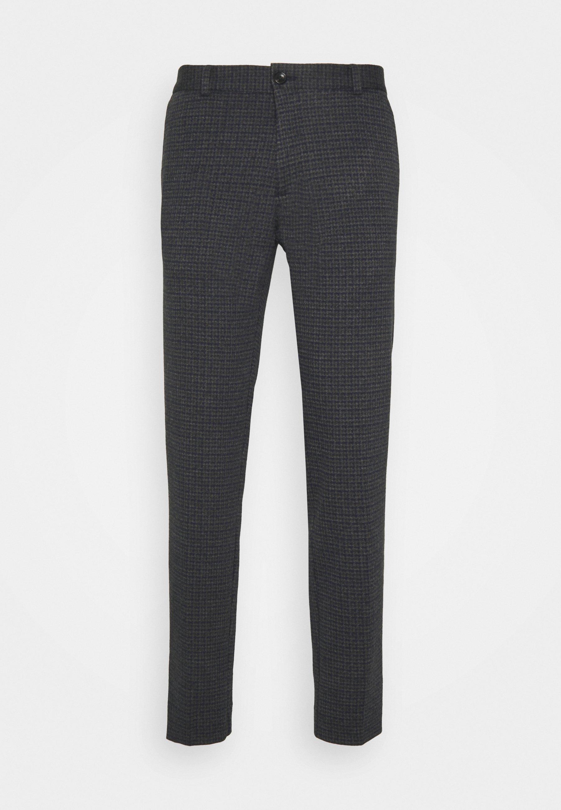 Men MOTTSUPER SLIM - Trousers