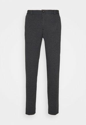 MOTTSUPER SLIM - Trousers - dark grey