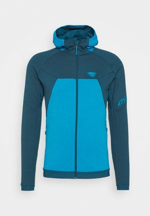 TOUR THERMAL HOODY - Fleecejas - petrol