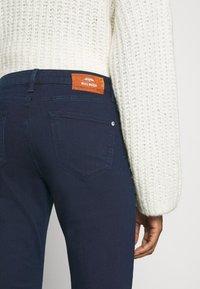 Mos Mosh - CHARLIE CORE ZIP - Slim fit jeans - dark blue - 5