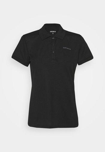 BAYARD - Poloshirts - black