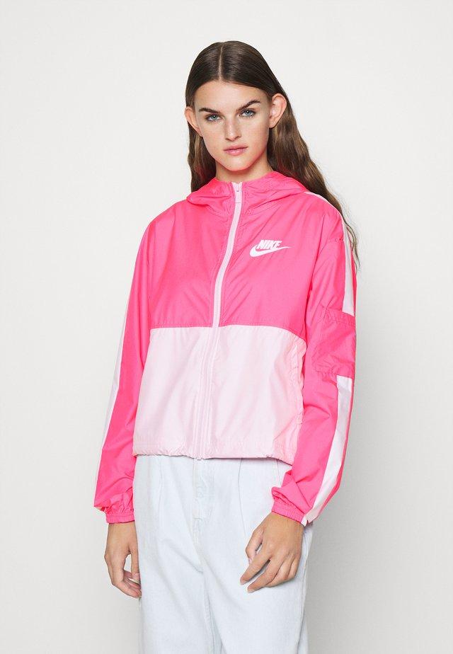 Chaqueta de entrenamiento - hyper pink/pink foam/white