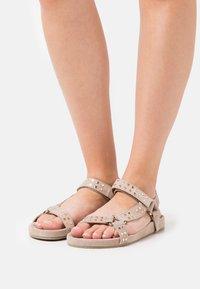 Copenhagen Shoes - SWEAT - Sandals - beige - 0