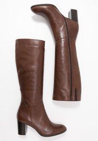 Lamica - ELMO - Vysoká obuv - feet castagno - 3