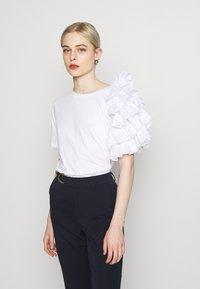 Molly Bracken - YOUNG LADIES TEE - T-shirt print - white - 0