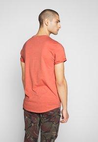 G-Star - LASH  - Basic T-shirt - orange - 2
