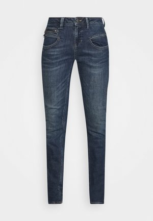 ALEXA HIGH WAIST  - Slim fit jeans - fanada