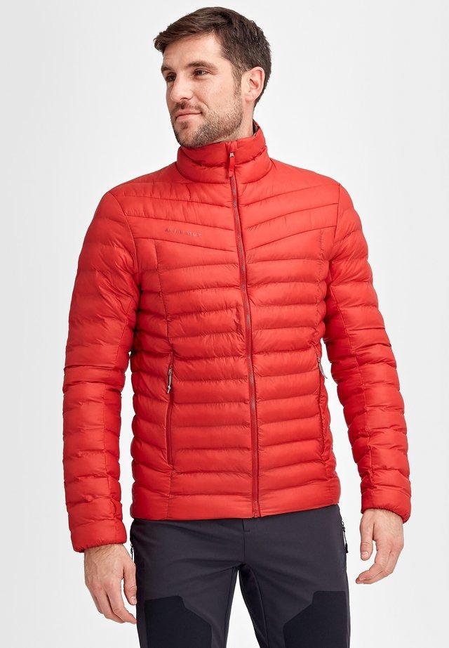 ALBULA IN JACKET MEN - Winter jacket - magma