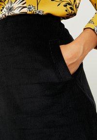 New Look - WELT SKIRT - Falda de tubo - black - 5